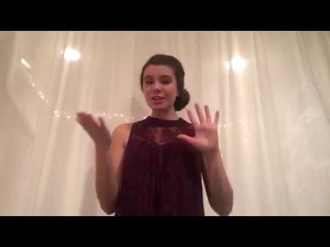 """""""Gorgeous"""" by Taylor Swift in ASL"""