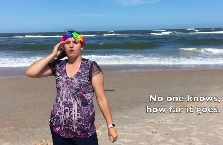 How Far I'll Go ASL Music Video