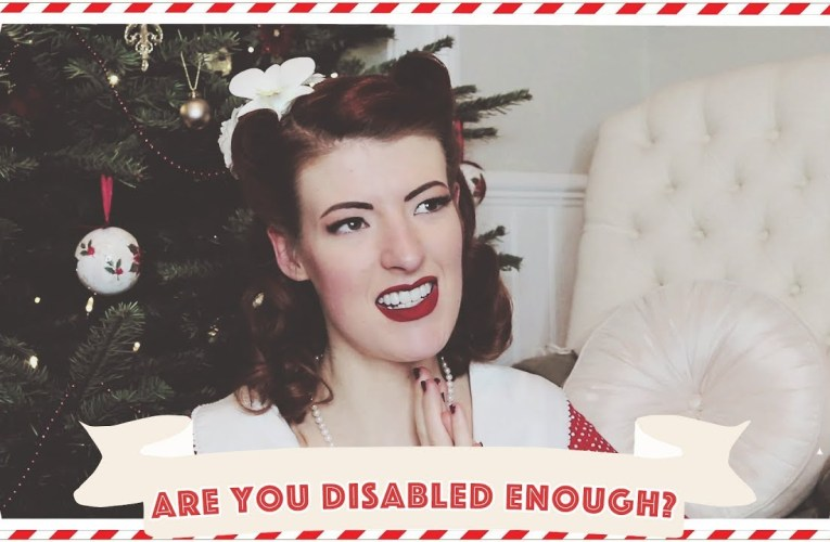 Are You Disabled Enough? // Vlogmas Day 8