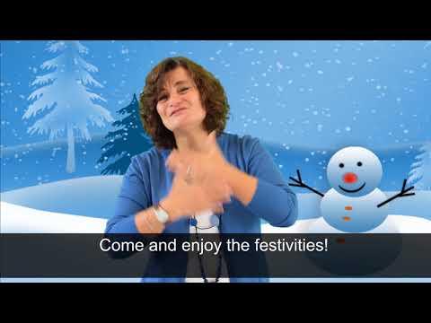 Childrens Holiday Celebration