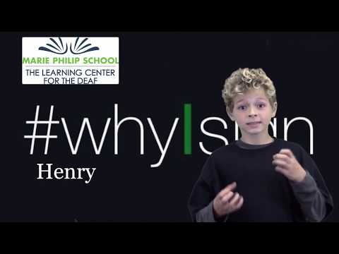 #WHYISIGN by MPS elementary students