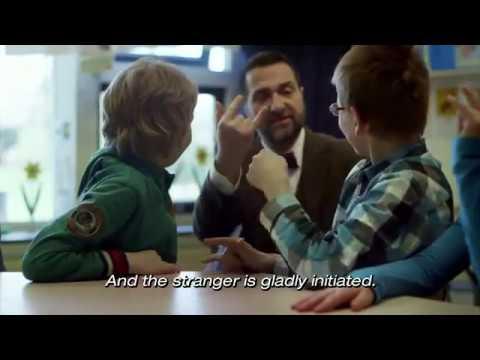 The Pigeonhole Man & The Deaf (De Hokjesman – De Doven, with subtitles)