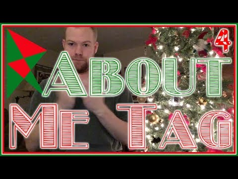 BookTube About Me Tag | Vlogmas