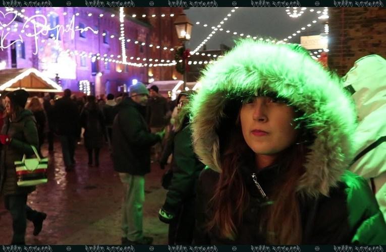 Vlogmas Day 25: Follow Me Around The Toronto Christmas Market