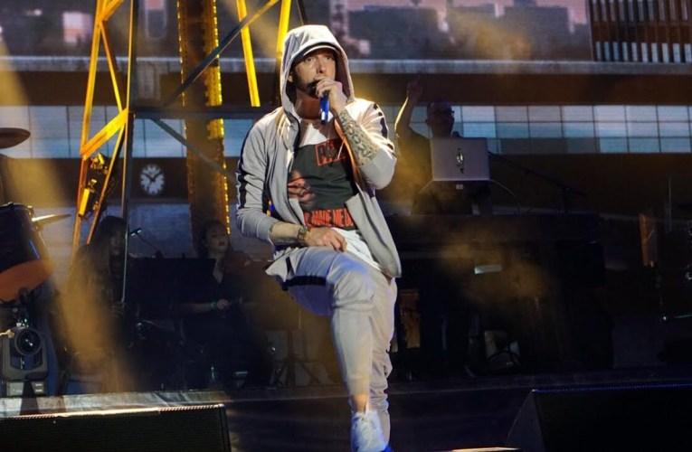 Eminem's Rap God in Sign Language (Bonnaro 2018)