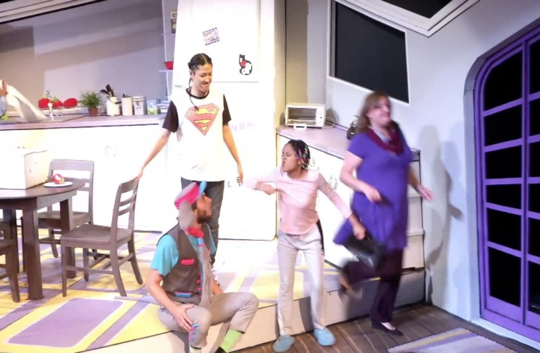 "Gallaudet University Theatre Arts ""Bunnicula"" April 2017"