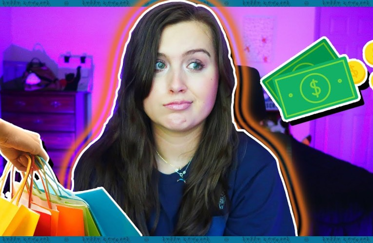 I Have A Shopping Problem (And It Needs To Stop) | Rikki Poynter
