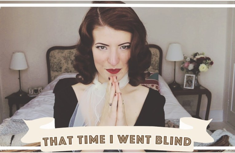 Becoming Visually Impaired // Storytime