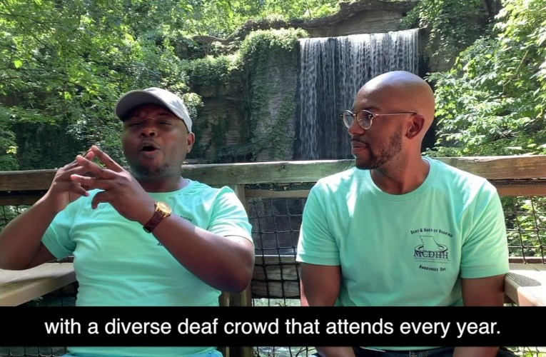 2019 Deaf and Hard of Hearing Awareness Day at Silver Dollar City