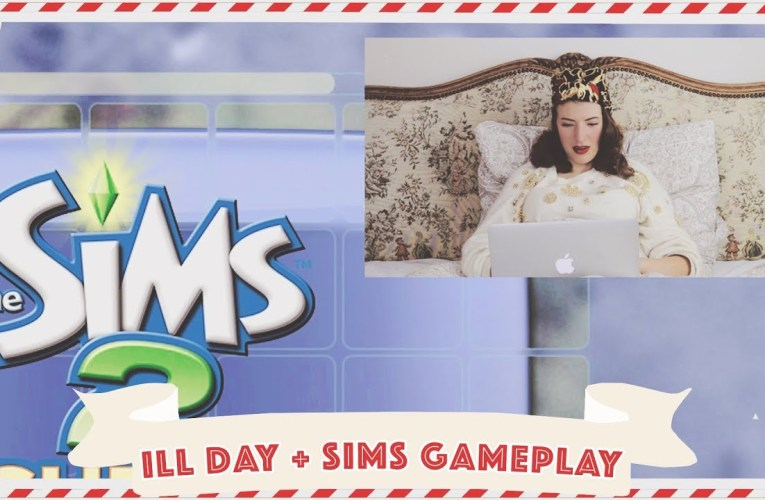 A Bad Day… With The Sims // Vlogmas Day 4 [CC]