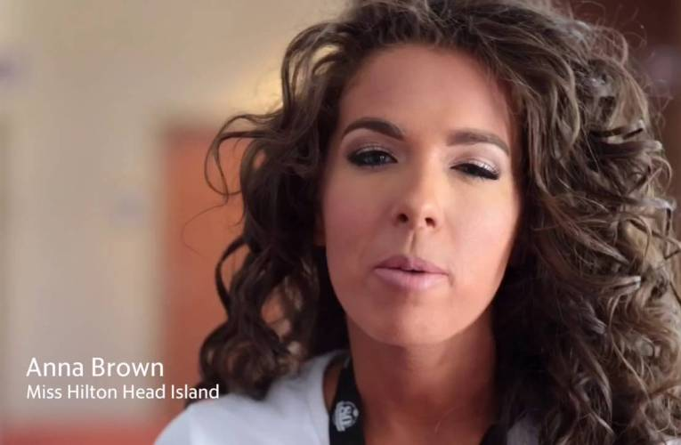 Anna Brown, Miss Hilton Head, talks about being deaf and competing to become Miss South Carolina