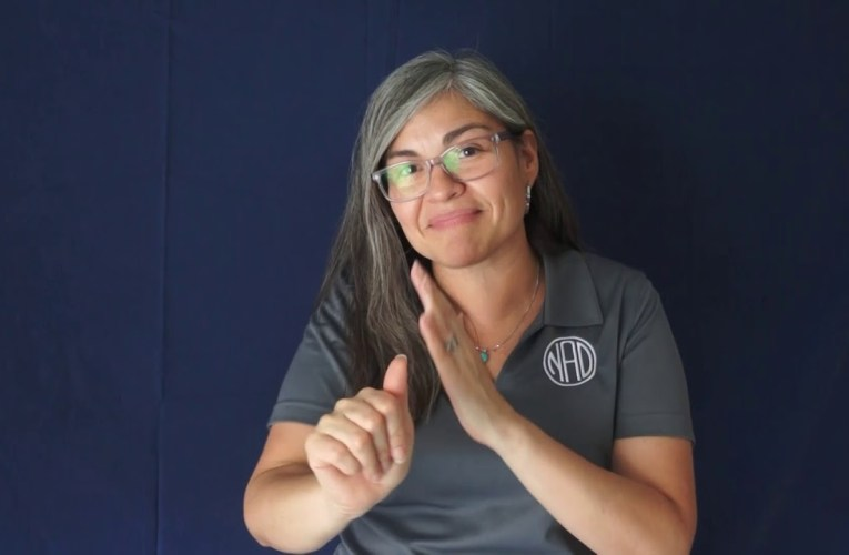 Wrapping Up International Week of the Deaf 2019