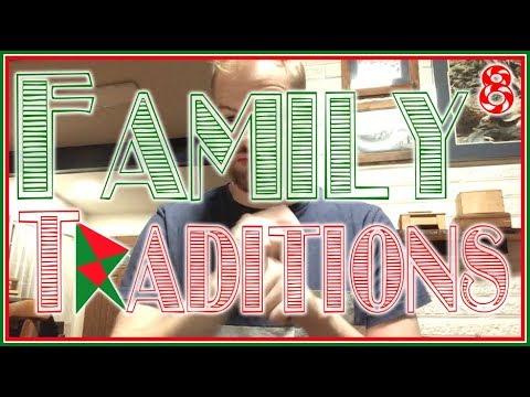 Family Holiday Traditions | Vlogmas