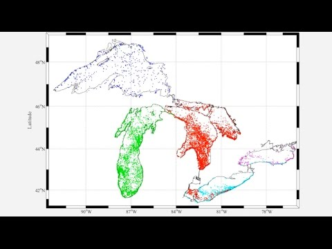 RIT Researchers Map Plastic Pollution in Great Lakes