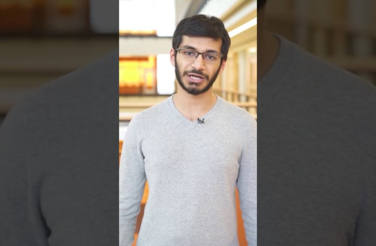Faces of RIT – Humza Syed