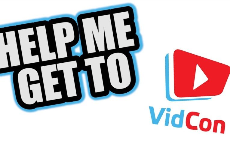 Please Help Me Go To VidCon! (Another Closed Captioning Workshop!)