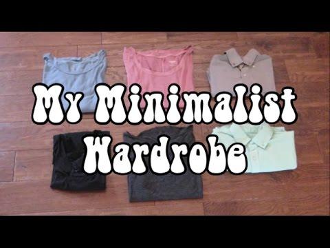 minimalist summer wardrobe