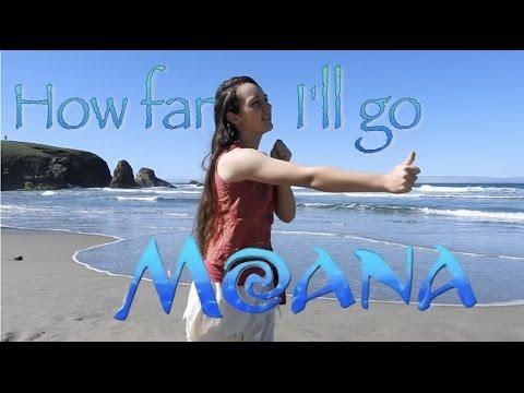 How Far I'll Go/Reprise—ASL Music Video