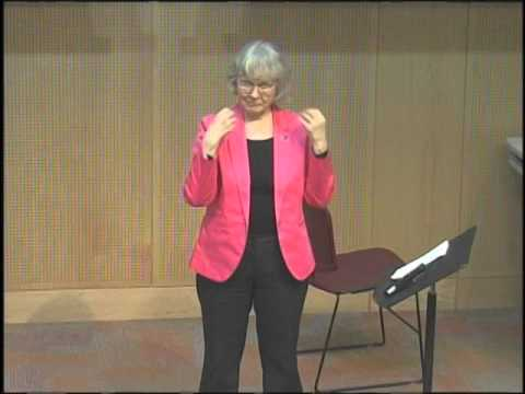 Liisa Kauppinen World Federation of the Deaf