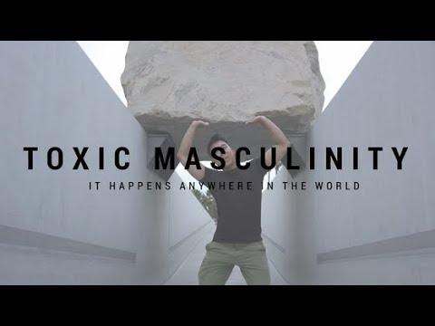 Toxic Masculinity happens anywhere.