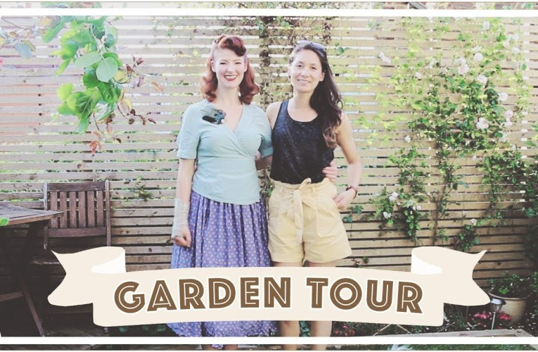A Tour of Our Garden [CC]