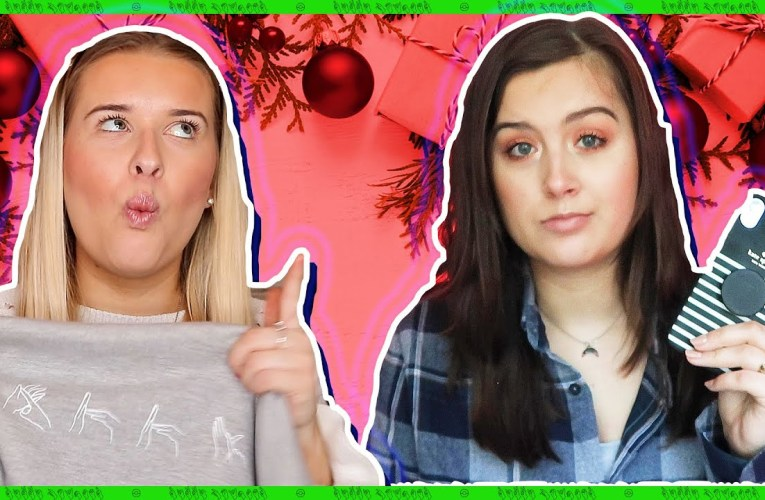 Christmas Gift Ideas For Deaf Friends And Family (ft Jazzy) (American Sign Language) | Rikki Poynter