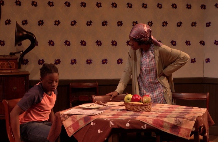 """Gallaudet Theatre Arts Presents """" A Raisin in the Sun"""""""