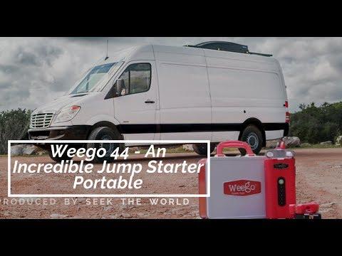 Weego 44 – An Incredible Jump Starter Portable