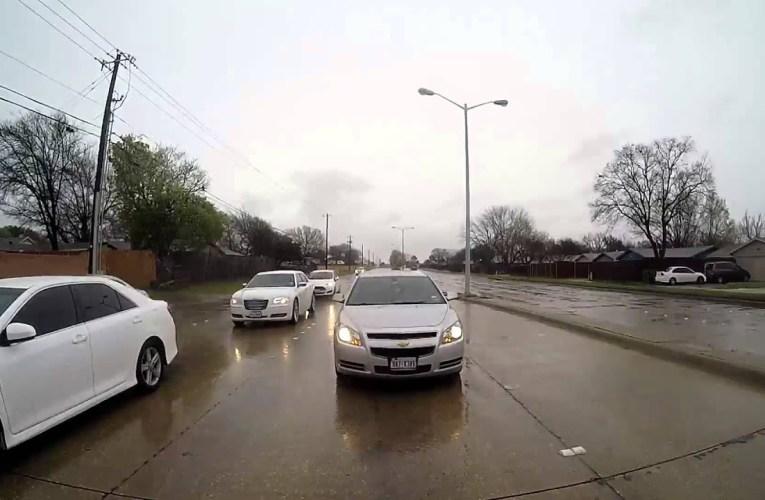 Rainy Friday at Dallas with GoPro Hero3+