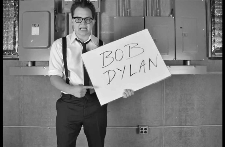 Sean Forbes – Bob Dylan (Was The First Rapper)