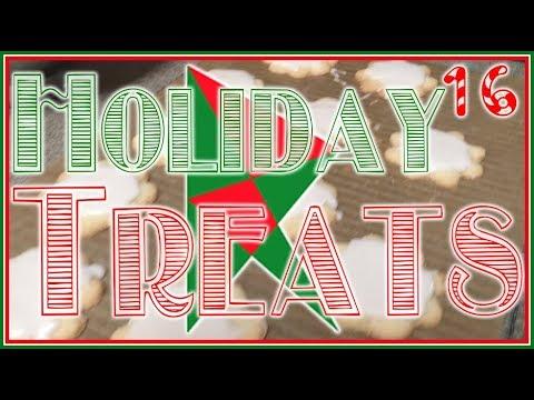 Holiday Treats! | Vlogmas
