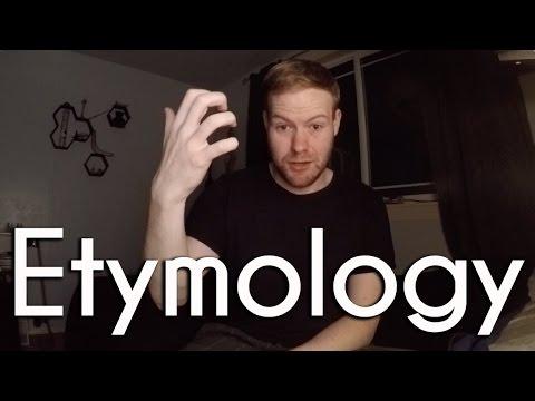 Etymology | ASL Ponderings (sorta)