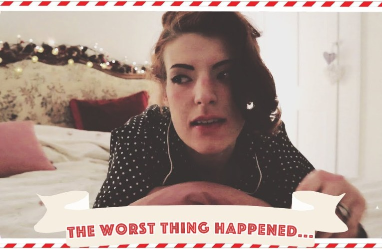 A Terrible Thing Happened // Vlogmas Day 14