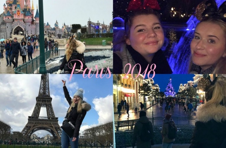 A Valentine's Trip to Paris with my Best Friend!