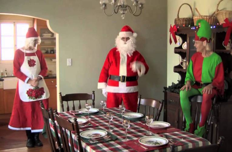 """Sign Language """"We Wish You a Merry Christmas"""" with Bob Hiltermann!"""
