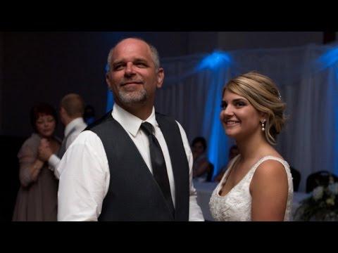 Bride Signs Song So Deaf Dad Could Understand Lyrics During Wedding Dance