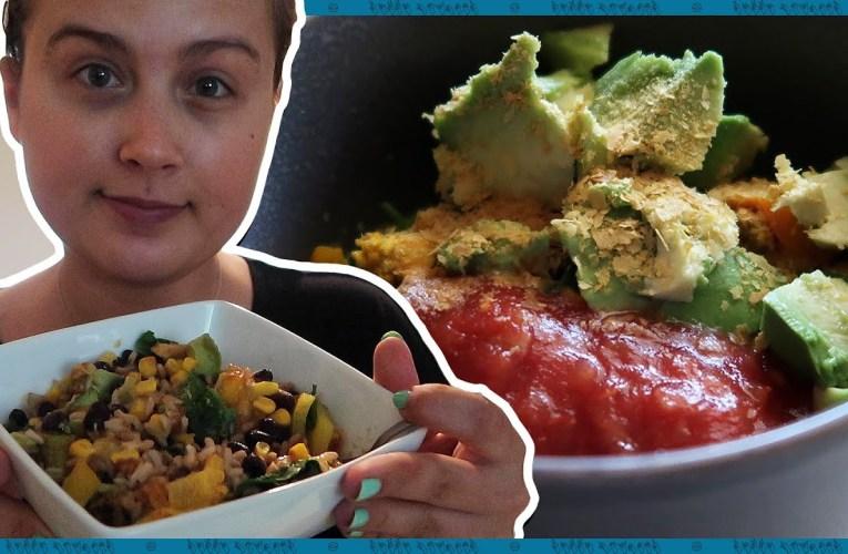 What I Eat In A Day – NO FAKE/VEGAN MEAT/DAIRY ALTERNATIVES!- Vegan & Disabled| Rikki Poynter