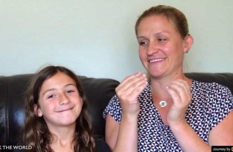 Savvy ASL: 8-Year-Old Deaf Performance Artist