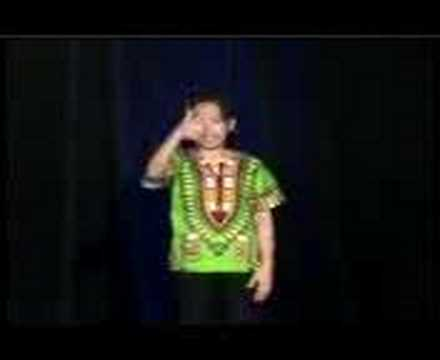 NADC 2007  Deaf Talent Show – Deaf Philippines Group