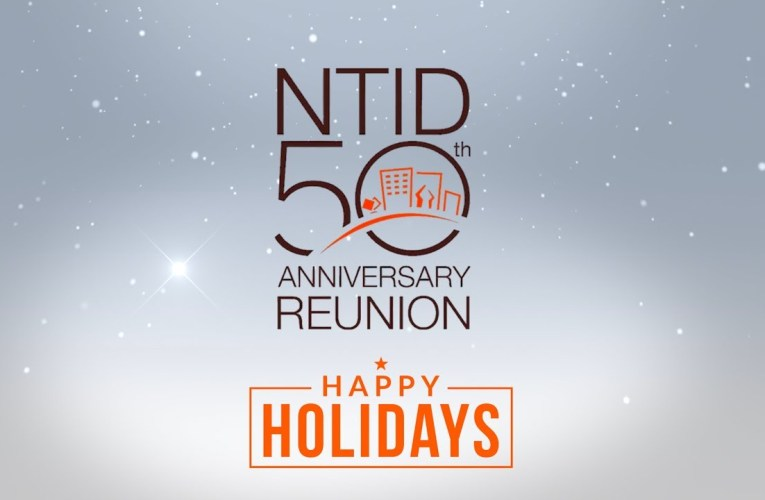 Happy Holidays from NTID's 50th Anniversary Reunion Core Team