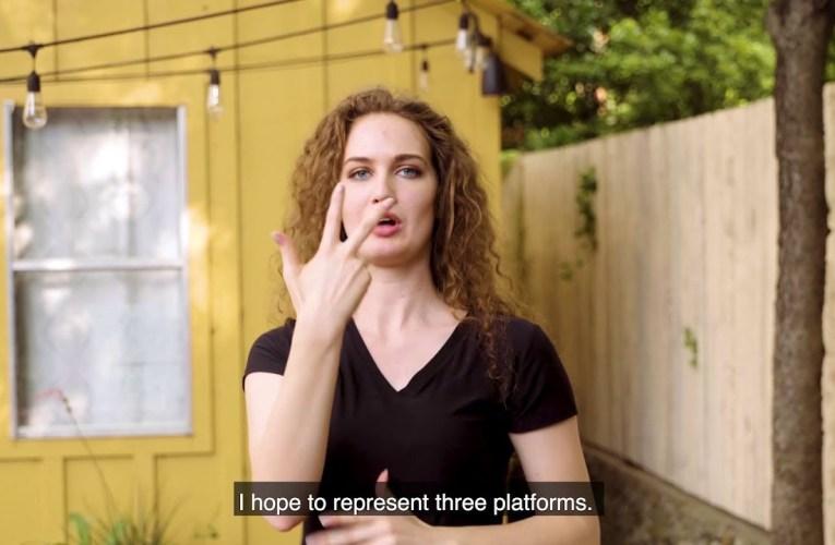 Rebecca's Three Platforms