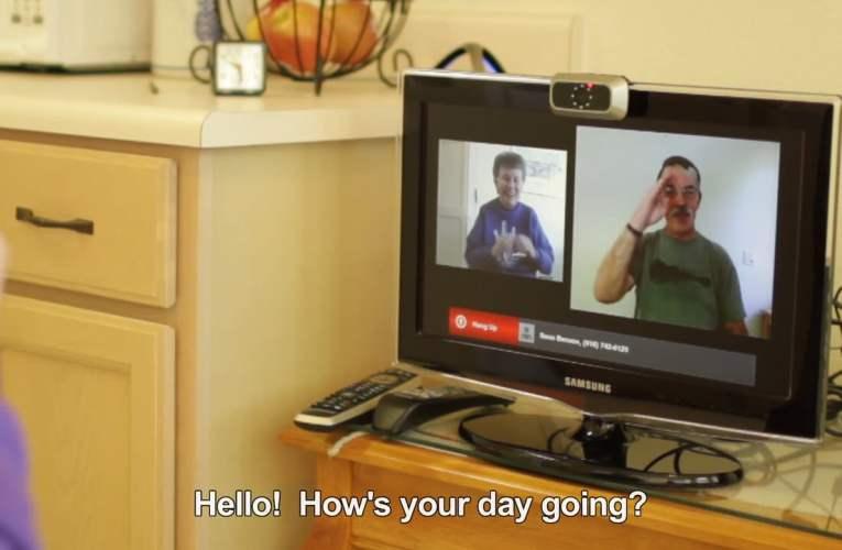 Deaf Senior Citizens Friendly Connections Program