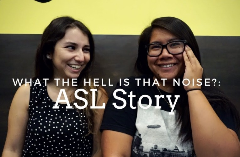 What the hell is that noise?!: ASL Story