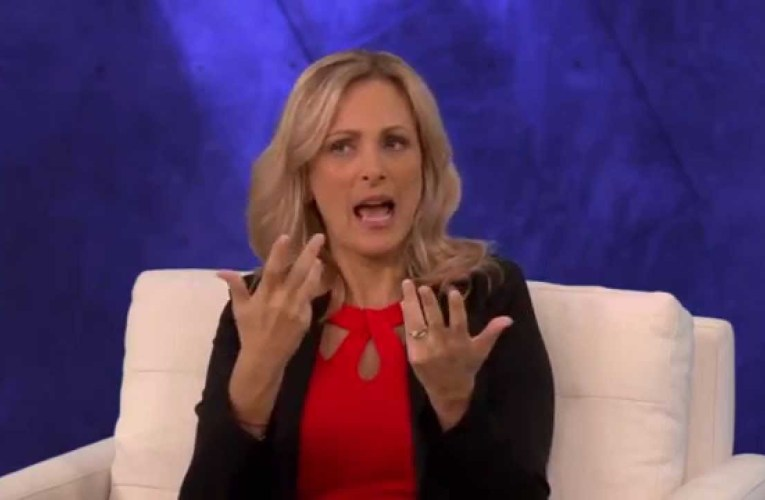 Marlee Matlin: Combining courage with dreams