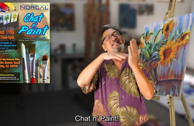 Chat n' Paint