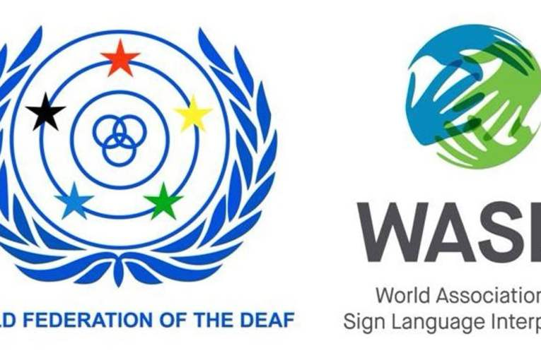 New Members to WFD-WASLI International Sign Interpreter Accreditation