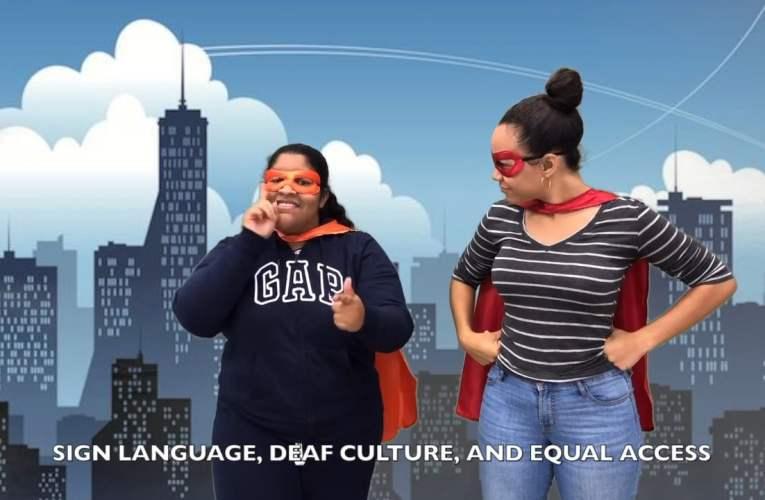 Deaf Awareness ASL School