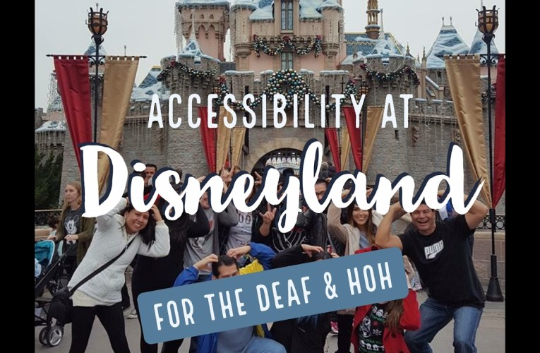 Accessibility at Disneyland
