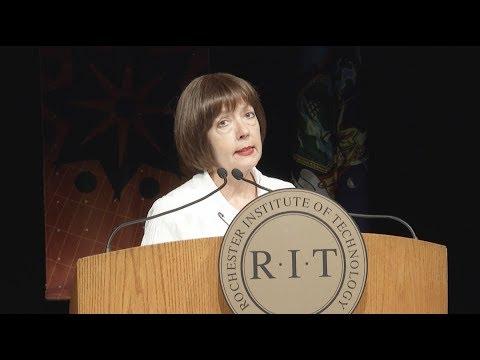 RIT Creativity and Innovation Alumni Spotlight Symposium – Patricia Moore