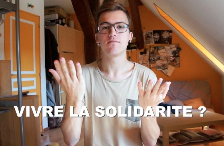 Vivre la solidarité ? – Lucas Wild